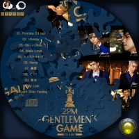 2PM GENTLEMENS GAME