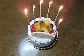 鈴子63歳誕生日1