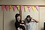 鈴1歳誕生日 1