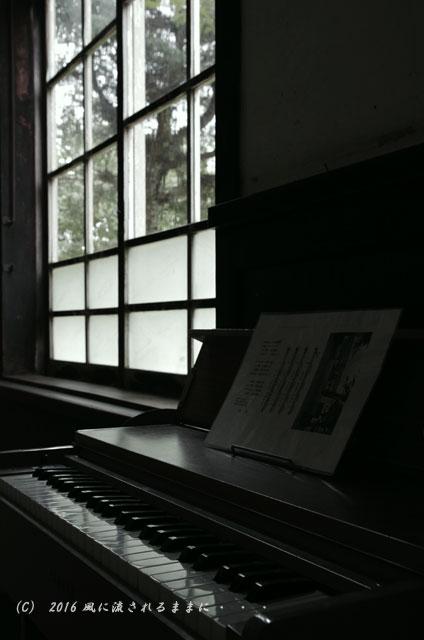 2016年7月17日撮影 滋賀・銀残しで撮る旧鎌掛小学校の風景14