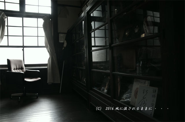 2016年7月17日撮影 滋賀・銀残しで撮る旧鎌掛小学校の風景2