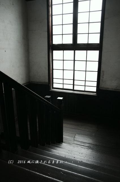 2016年7月17日撮影 滋賀・銀残しで撮る旧鎌掛小学校の風景5