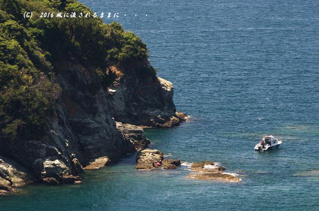 2016年8月21日撮影 和歌山・雑賀崎の風景6