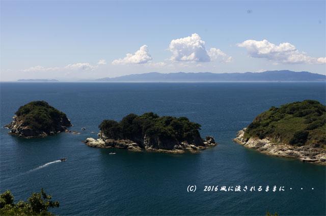 2016年8月21日撮影 和歌山・雑賀崎の風景8