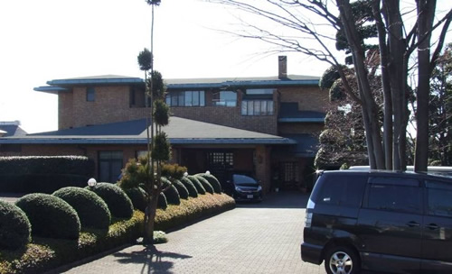 北島三郎 八王子邸