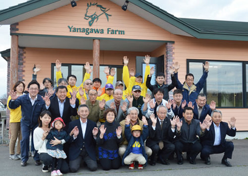 ヤナガワ牧場(年間生産頭数30頭~40頭程度)が3年間でGⅠを5勝している件について