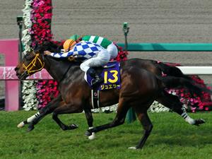 【悲報】桜花賞馬ジュエラーが骨折、オークスでの2冠の夢散る