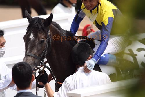 岩田騎手3 1R