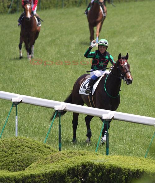 岩田騎手3 5R