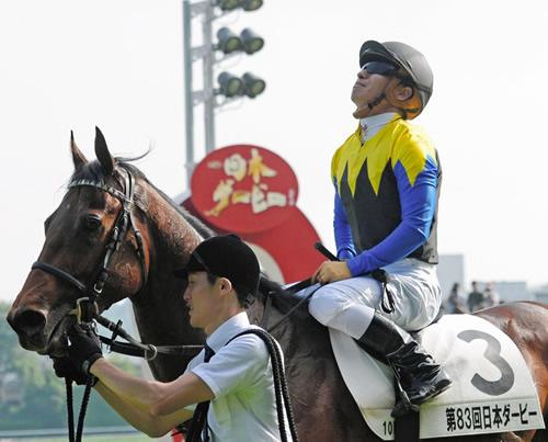 川田将雅騎手、13年目でクラシック完全制覇