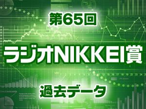 2016年 ラジオNIKKEI賞 過去のデータ