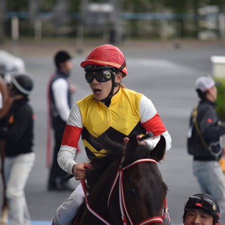 天才三浦皇成騎手、9年目になってようやく重賞10勝目