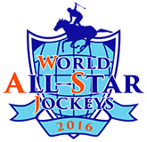 ワールドオールスタージョッキーズの騎乗馬決定