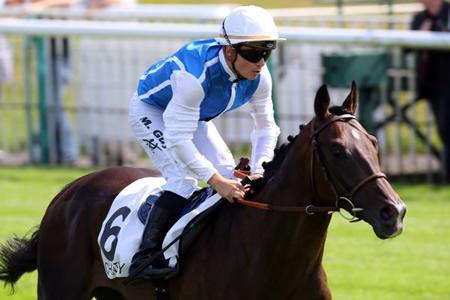 日本産まれのフランス調教馬こと怪物アキヒロ(牡2)、デビュー2戦2勝で重賞初制覇!