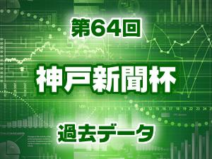 2016年 神戸新聞杯 過去のデータ