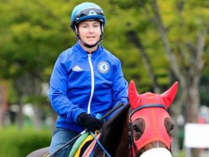 リサ・オールプレス「ジャパンカップに騎乗したい。出来れば日本の馬でチャンスが欲しい」