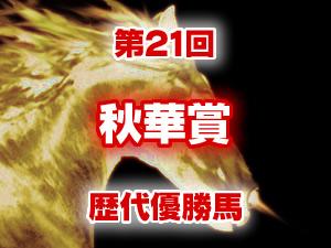 2016年 秋華賞 歴代の結果と配当