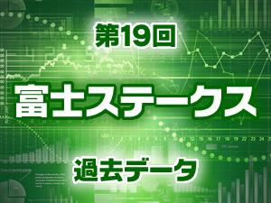 2016年 富士ステークス 過去のデータ