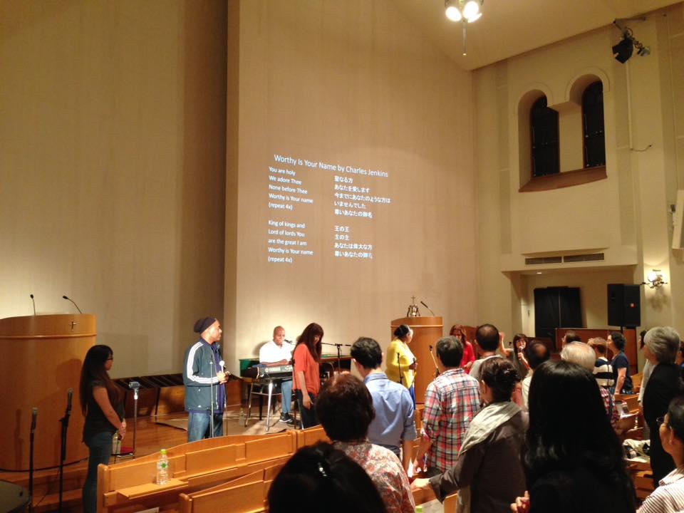 Pasadena Concert - workshop 2