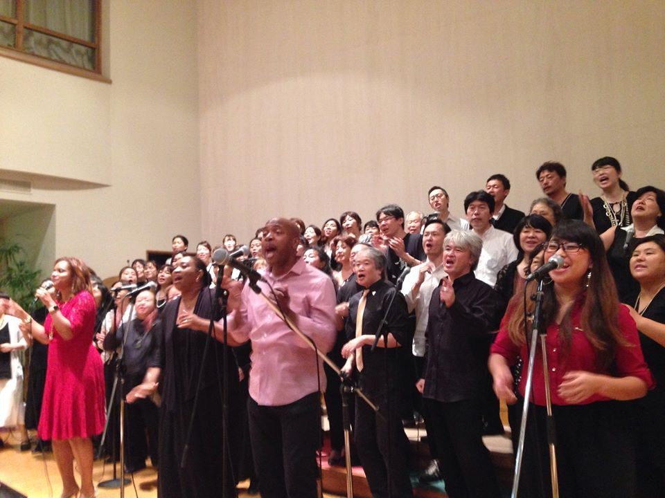 Pasadena Concert - KGCM 2