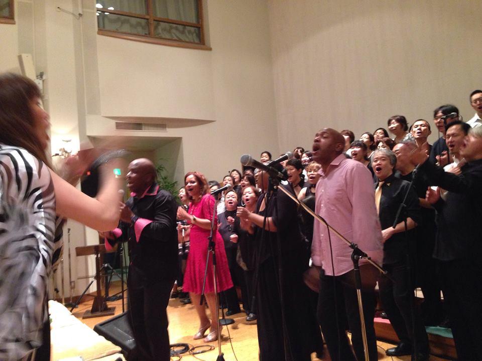 Pasadena Concert - KGCM 3