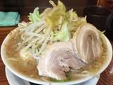 らーめん爆食 肉ぃ一郎・特製ラーメン790円