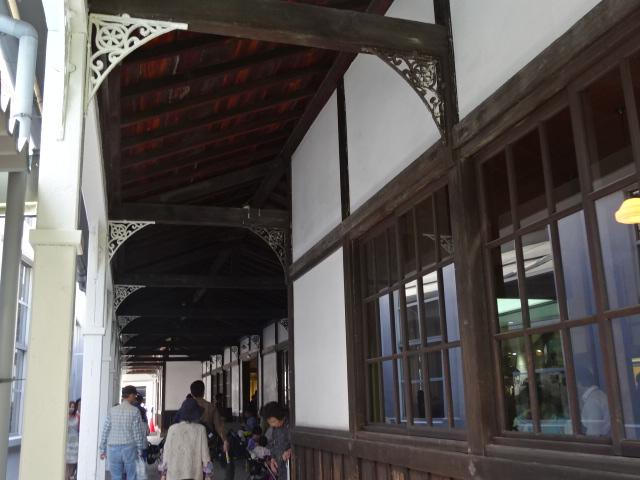 旧二条駅舎7