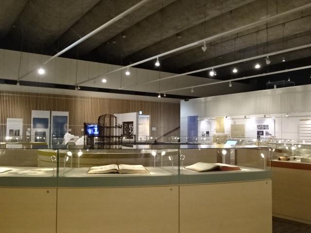 資料にみる近代建築の歩み 展示場