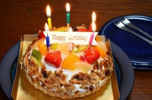 2016/09/01/先日頂いたケーキ
