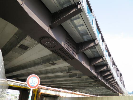 JR東西線の新しい橋03
