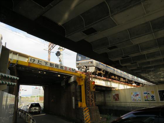 JR東西線の新しい橋04