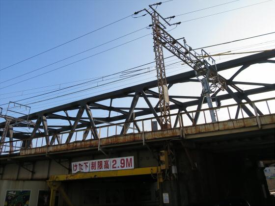 JR東西線の新しい橋05