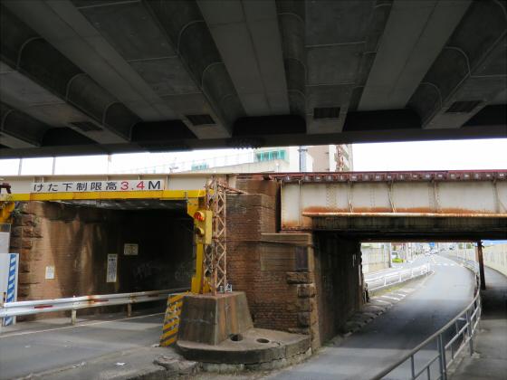 JR東西線の新しい橋06