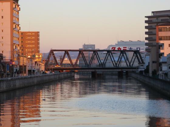 JR東西線の新しい橋09
