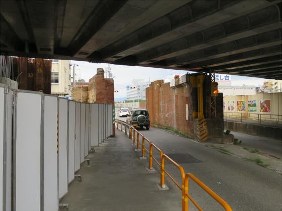 JR東西線の新しい橋15