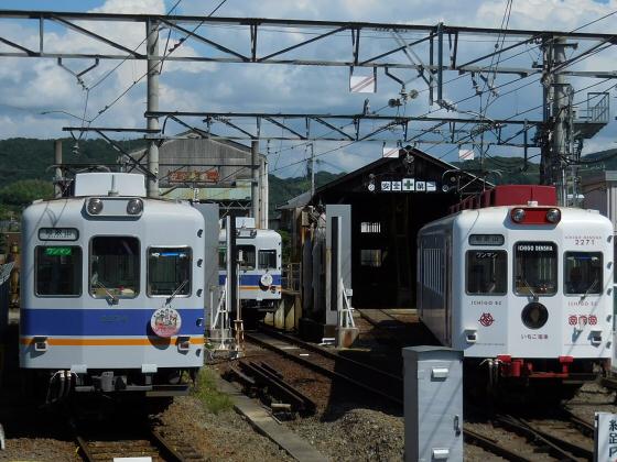 和歌山電鐵のニタマ駅長01