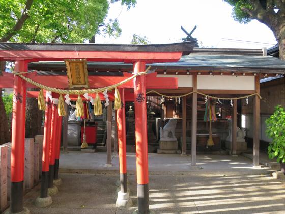 白山神社2016年5月-05