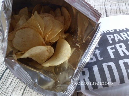 湖池屋工場直送便「ポテトチップス うすしお味」