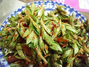 山菜キムチ