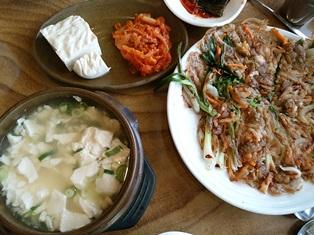 豆腐レストラン1