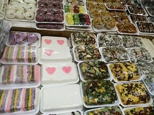 韓国、餅屋