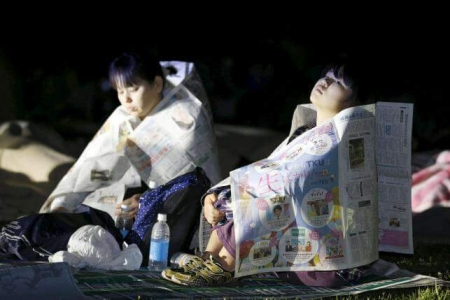 熊本地震の写真