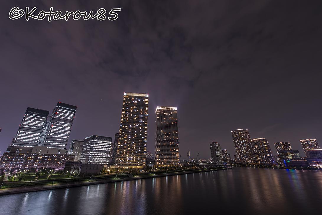 湾岸の夜 20160727