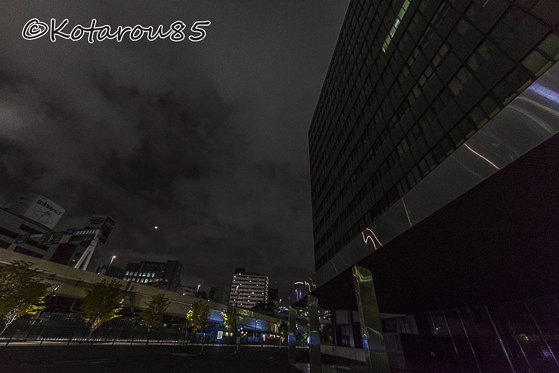 深夜の気象庁5 20160912