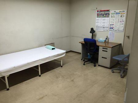国技館授乳室_相撲診療所を利用