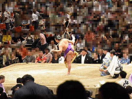 弓取り式_大相撲