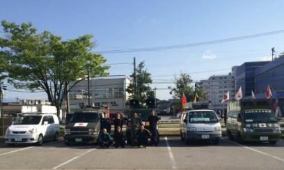 第4弾不二越訴訟を支援する中核派に対する抗議行動8