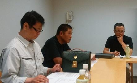 北民会議政治政策委員会3