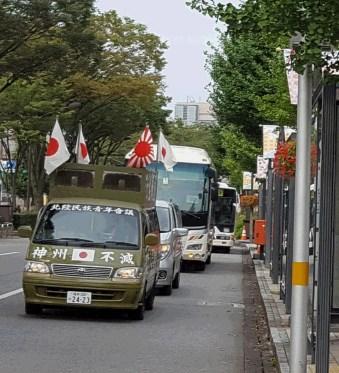 富山市議による不正徹底追及街宣7