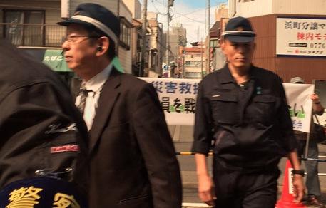 平成二十八年福井自衛隊市中パレード9